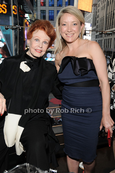 Arlene Dahl, Jana Bullock<br /> photo by Rob Rich © 2010 robwayne1@aol.com 516-676-3939
