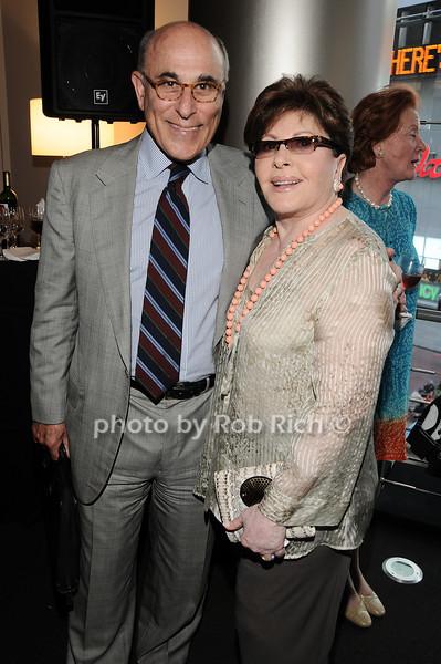 Michael Bernstein, Simone Levitt<br /> photo by Rob Rich © 2010 robwayne1@aol.com 516-676-3939