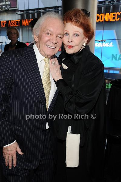 Marty Richards, Arlene Dahl<br /> photo by Rob Rich © 2010 robwayne1@aol.com 516-676-3939