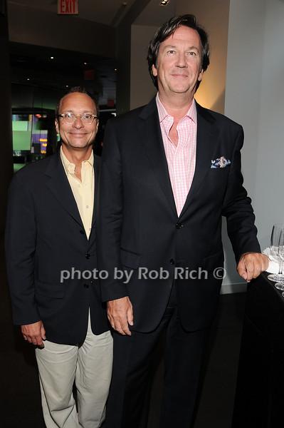 Peter Cromarty, Tom Shaffer<br /> photo by Rob Rich © 2010 robwayne1@aol.com 516-676-3939