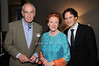 Richard Kaplan, Edwina Sandys, David Hryck<br /> photo by Rob Rich © 2010 robwayne1@aol.com 516-676-3939