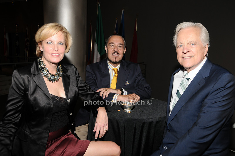 Carole Holmes, Marc Rosen, Robert Osborne<br /> photo by Rob Rich © 2010 robwayne1@aol.com 516-676-3939