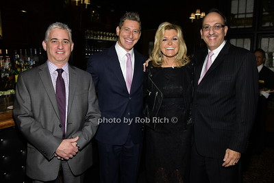 David Gresen, Glen Liebman, Marilyn Chinitz, Richard Adago photo by Rob Rich/SocietyAllure.com © 2015 robwayne1@aol.com 516-676-3939