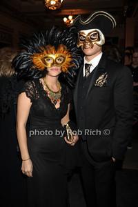 Michelle Baker, Chris Riggi photo by Rob Rich/SocietyAllure.com © 2011 robwayne1@aol.com 516-676-3939