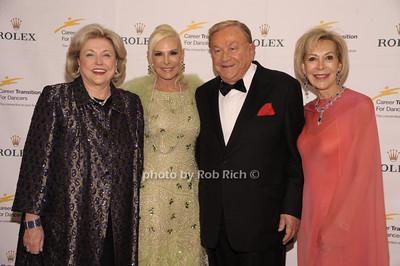 Barbara Taylor Bradford, Michele Herbert, Robert Bradford, Anka Palitz photo by Rob Rich/SocietyAllure.com © 2012 robwayne1@aol.com 516-676-3939