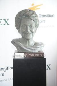 bust of Caroline Newhouse photo by Rob Rich © 2010 robwayne1@aol.com 516-676-3939