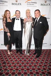 Nicole DuBou,  Dr. Richard DuBou, Michele Herbert, Lawrence Herbert photo by Rob Rich © 2010 robwayne1@aol.com 516-676-3939