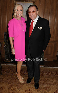 Michele Herbert, Larry Herbert photo by Rob Rich/SocietyAllure.com © 2012 robwayne1@aol.com 516-676-3939