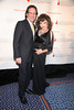 Percy Gibson, Joan Collins<br /> photo by Rob Rich © 2010 robwayne1@aol.com 516-676-3939