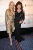 Francine LeFrak, Joan Collins<br /> photo by Rob Rich © 2010 robwayne1@aol.com 516-676-3939