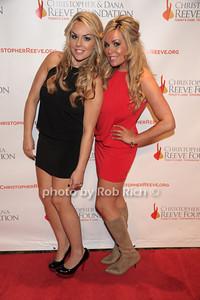 Jenn Dunn and Jamie Dunn photo  by Rob Rich © 2011 robwayne1@aol.com 516-676-3939