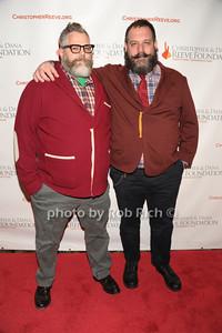 Jeffrey Costello and Robert Tagliapietra photo  by Rob Rich © 2011 robwayne1@aol.com 516-676-3939