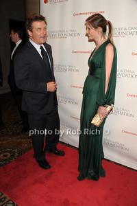 Alec Baldwin and Alexandra Reeve Givens photo  by Rob Rich © 2011 robwayne1@aol.com 516-676-3939
