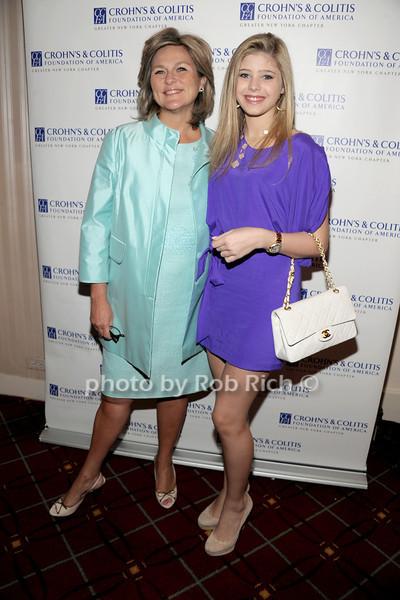 Cynthia McFadden, Danielle Schwarzman     photo by Rob Rich/SocietyAllure.com © 2011 robwayne1@aol.com 516-676-3939