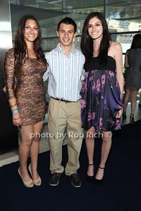 Nicky Beanstock, Mark Rosenberg, Jenna Somerville photo by Rob Rich/SocietyAllure.com © 2012 robwayne1@aol.com 516-676-3939