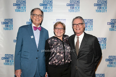 Tom Israel, Julie Pollitz & Edgar Cullman