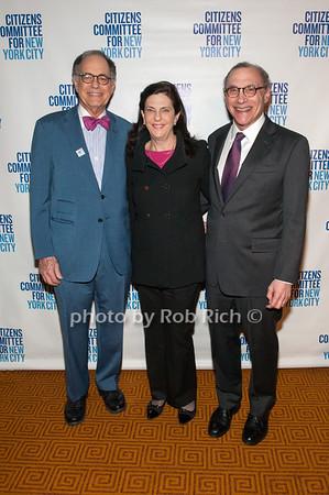 Tom Israel, Licia Hahn & Gene Dattel