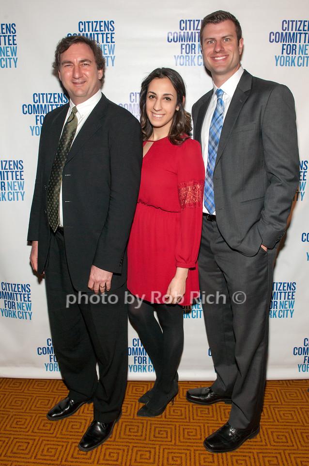 Paul Skrtich, Samantha Weiss & Nick Cook