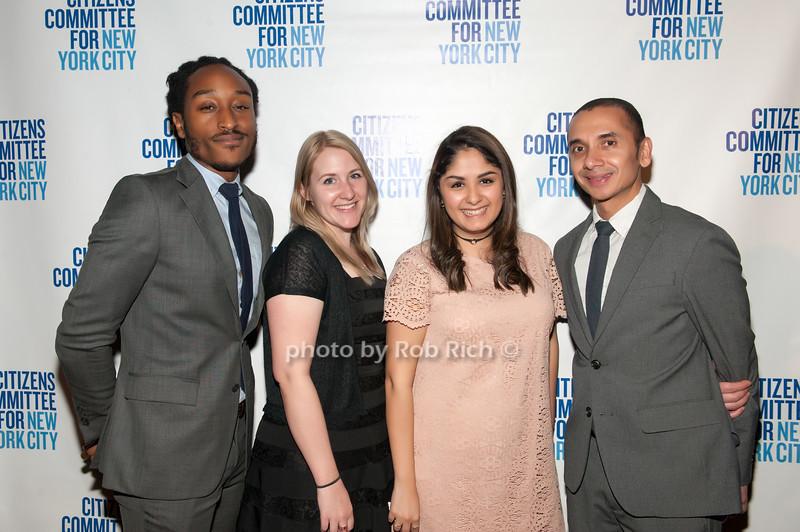 Shawn Whitehorn, Katherine Grassley, Marina Gonzalez & Arif Ullah
