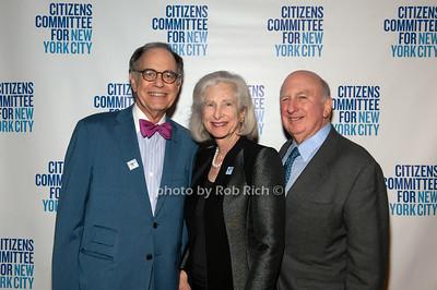 Tom Israel, Sudsan Cullman & John Kirby