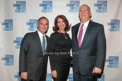 Robert Silver, Leslie Harwood & James P. O'Neill