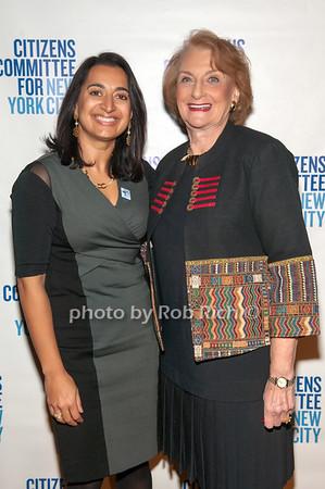 Paulomi Shah & Inez Weinstein