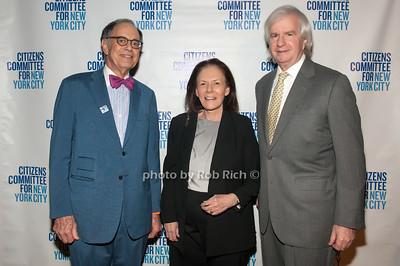 Tom Israel with Sherry & Cary Koplin