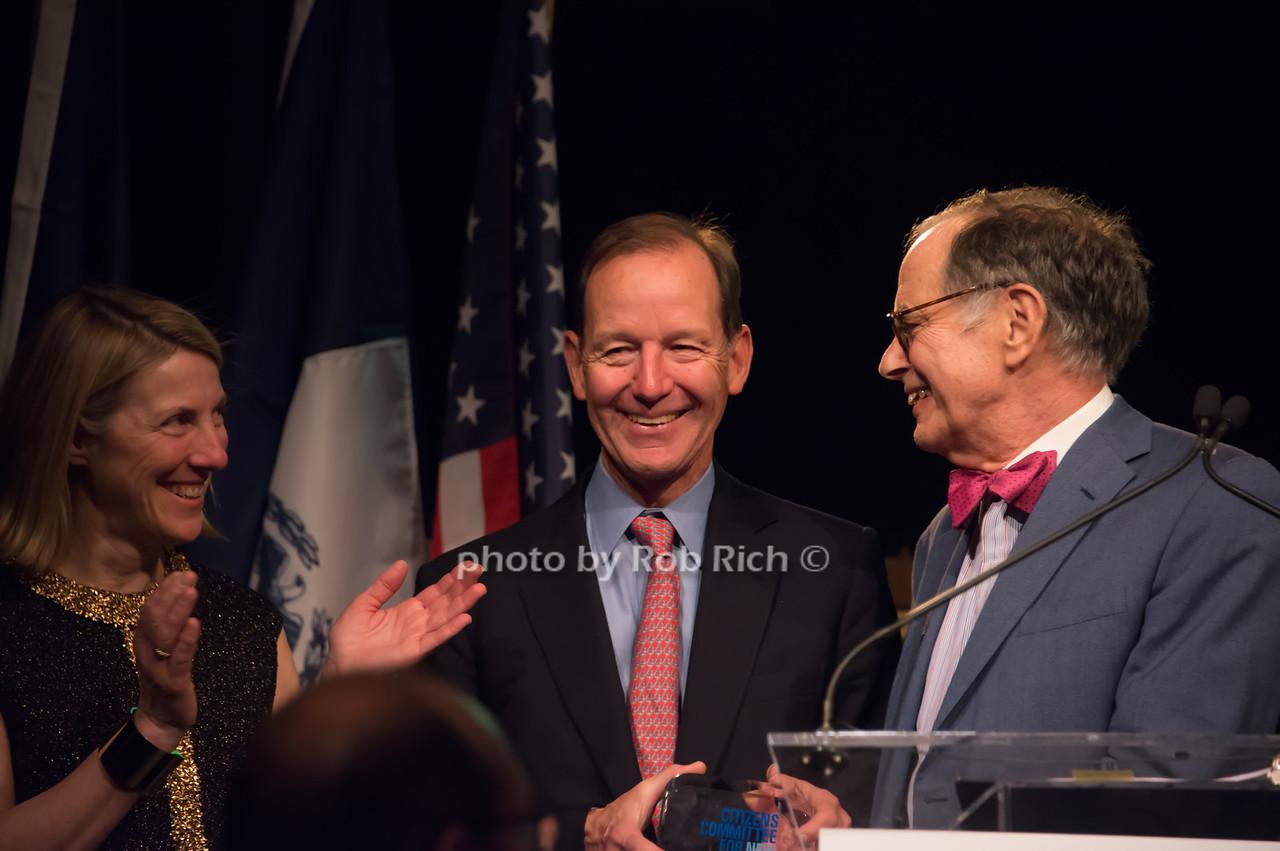 Chris Ruggeri, Theodore Roosevelt IV & Tom Israel