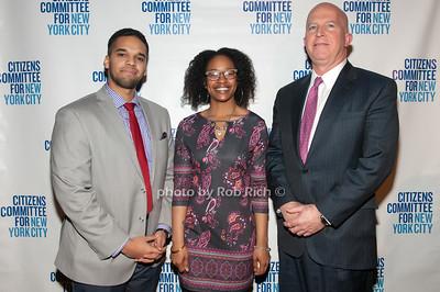 Amin Fernandez, Octavia Ruballo & James P. O'Neill