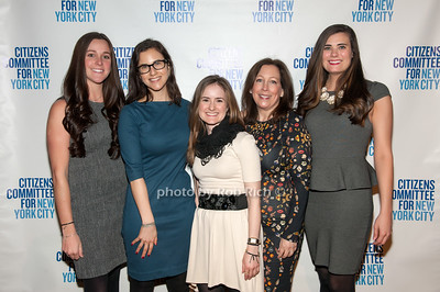 Tara Rielly, Allison Gottlieb, Morgan Rosse, Andrea Markezin & Laurie Genatos