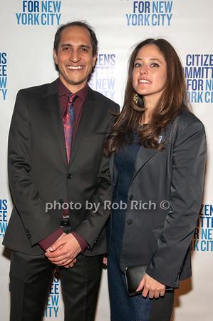 Saleen Shah & Yovanka Bylander
