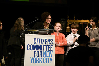 Citizens Committee for New York City 2018 Gala