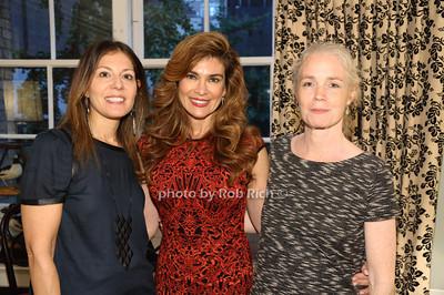 Kimberly Model, Lauren Vernon, Christine Crowther