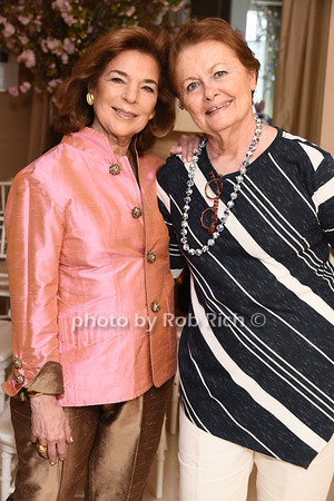 Marion Waxman, Erica Fineberg photo by Rob Rich/SocietyAllure.com ©2017 robrich101@gmail.com 516-676-3939