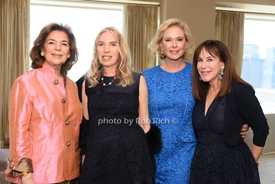 Marion Waxman, Lauren Lawrence, Pamela Morgan, Andrea Stark photo by Rob Rich/SocietyAllure.com ©2017 robrich101@gmail.com 516-676-3939