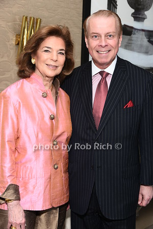 Marion Waxman, William Sullivan photo by Rob Rich/SocietyAllure.com ©2017 robrich101@gmail.com 516-676-3939