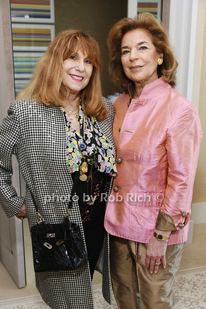 Vicky Tiel, Marion Waxman photo by Rob Rich/SocietyAllure.com ©2017 robrich101@gmail.com 516-676-3939