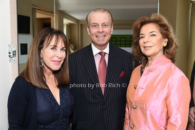 Andrea Stark, Marion Waxman, William Sullivan photo by Rob Rich/SocietyAllure.com ©2017 robrich101@gmail.com 516-676-3939