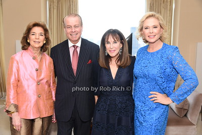 Marion Waxman, William Sullivan, Andrea Stark, Pamela Morgan photo by Rob Rich/SocietyAllure.com ©2017 robrich101@gmail.com 516-676-3939