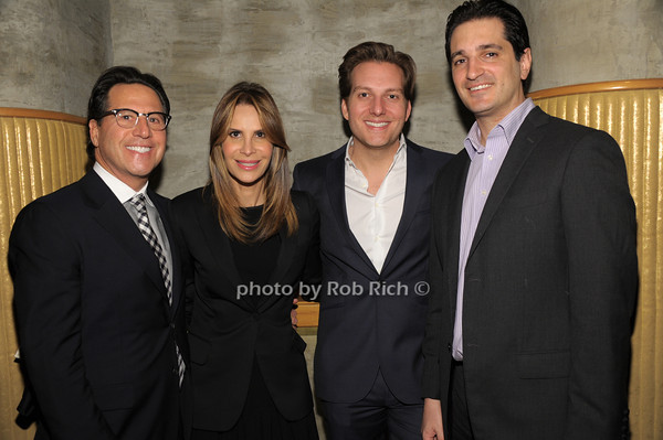 Dr.Howard Sobel, Gayle Perry Sobel, Dr.Michael Apa, Dimitrious Mihalos<br /> photo by Rob Rich © 2014 robwayne1@aol.com 516-676-3939