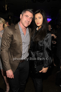 Cory Lane, Crystal Wu photo by Rob Rich © 2014 robwayne1@aol.com 516-676-3939