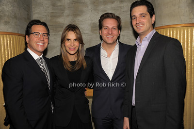 Dr.Howard Sobel, Gayle Perry Sobel, Dr.Michael Apa, Dimitrious Mihalos photo by Rob Rich © 2014 robwayne1@aol.com 516-676-3939