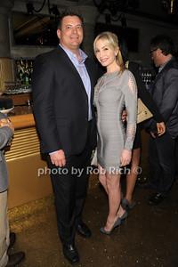 Chris Yackel, Donna Fay photo by Rob Rich © 2014 robwayne1@aol.com 516-676-3939