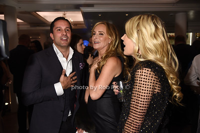 Nicolas Louis Paris, Sonja Morgan, Tinsley Mortimer