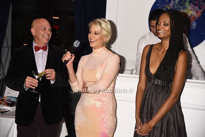 Mike Kelley, Dorinda Medley,Monica Watkins