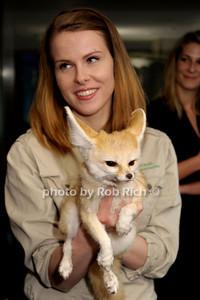 Fennec  Fox and  Maria Mikolaenko