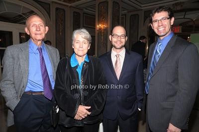 Bjorn Figenschou, Patricia Moehlman, Kevin Olival, John Epstein photo by Rob Rich © 2010 robwayne1@aol.com 516-676-3939