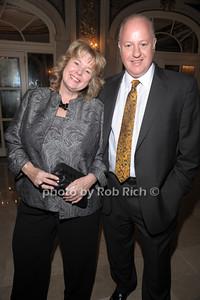 Janice Daszak, Peter Daszak photo by Rob Rich © 2010 robwayne1@aol.com 516-676-3939