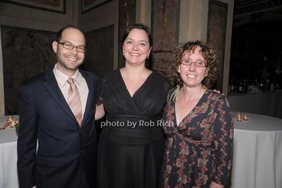 Kevin Olival, Heather Varian, Cindy Taylor photo by Rob Rich © 2010 robwayne1@aol.com 516-676-3939