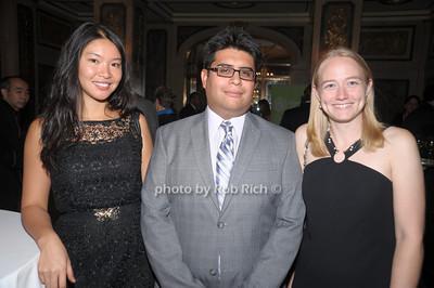 Eiizabeth Loh, Carlos Danvrana, Mindy Rostal photo by Rob Rich © 2010 robwayne1@aol.com 516-676-3939